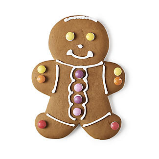 Decorate your Own Gingerbread Man Kit 180g alt image 5