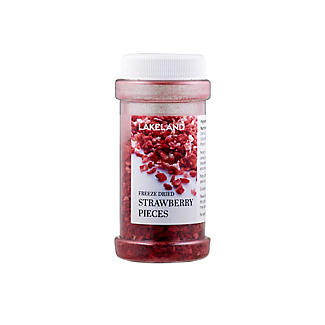 Lakeland Freeze-Dried Strawberry Pieces 12g