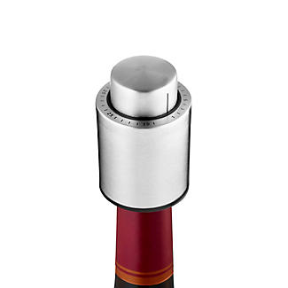 Lakeland Wine Vacuum Stopper with Date Marker