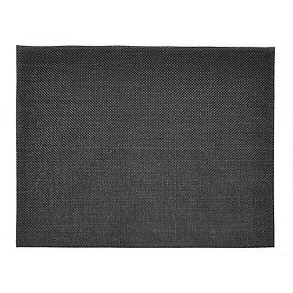 Large Rectangular Place Mat – Black