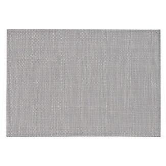 Large Rectangular Place Mat – Dark Grey