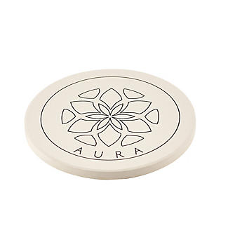 Diatomite Snowflake Drinks Coaster Gift alt image 2