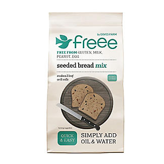Doves Farm Freee Gluten Free Seeded Bread Mix 500g