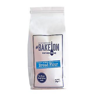 Flower & White Strong White Bread Flour 1.5kg