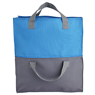 2-in-1 Shopping Trolley Tote Bags Set of 4 alt image 10