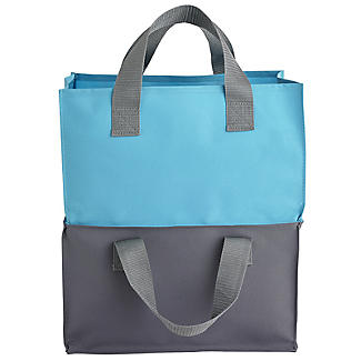2-in-1 Shopping Trolley Tote Bags Set of 4 alt image 4