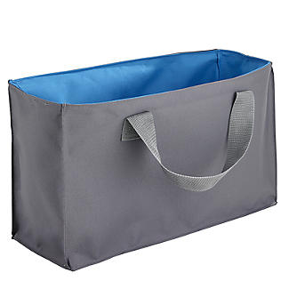 2-in-1 Shopping Trolley Tote Bags Set of 4 alt image 7