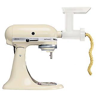 KitchenAid Artisan 4.8L Stand Mixer Almond Cream with Cookie Bundle alt image 5