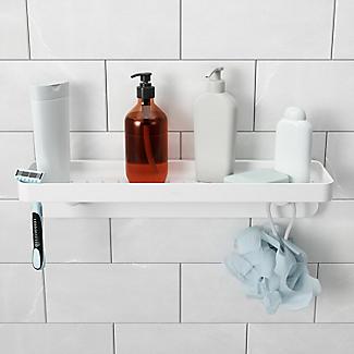 Umbra Flex Sure-Lock Suction Bathroom Shelf alt image 6