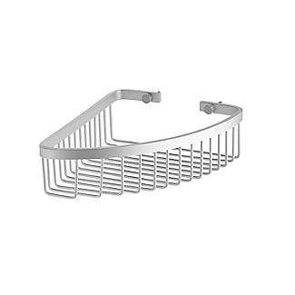 Tatay Ice Collection Aluminium Corner Shower Caddy