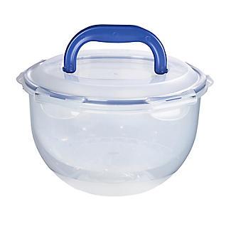 LocknLock Lidded Portable Salad Bowl 4L