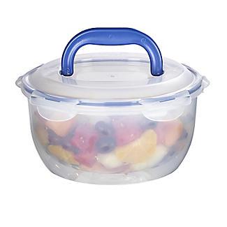 LocknLock Lidded Portable Salad Bowl 4L alt image 6