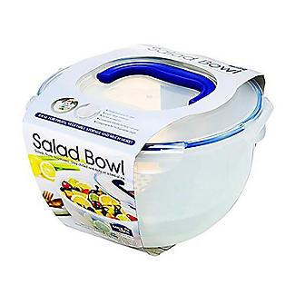 LocknLock Lidded Portable Salad Bowl 4L alt image 7