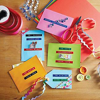 DYMO Embossing Label Maker Tape – Set of 3 Colours  alt image 3