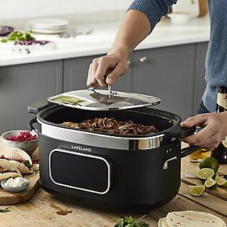 Lakeland 5.5L Digital Slow Cooker and Multicooker alt image 2