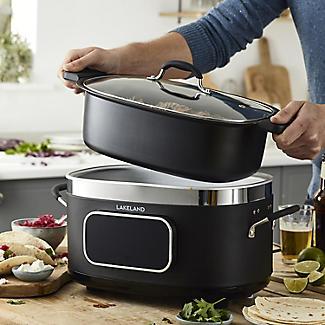 Lakeland 5.5L Digital Slow Cooker and Multicooker alt image 3