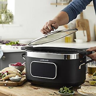 Lakeland 5.5L Digital Slow Cooker and Multicooker alt image 4
