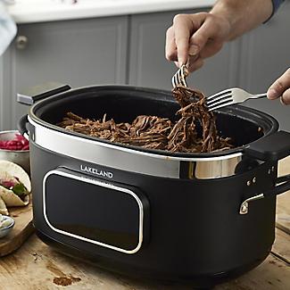 Lakeland 5.5L Digital Slow Cooker and Multicooker alt image 5