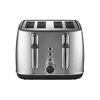 Lakeland Stainless Steel 4-Slice Toaster