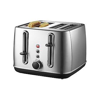 Lakeland Stainless Steel 4-Slice Toaster alt image 3