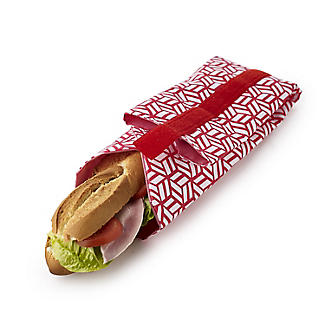 Roll'eat Boc'n'Roll Reusable Food and Sandwich Wrap alt image 5