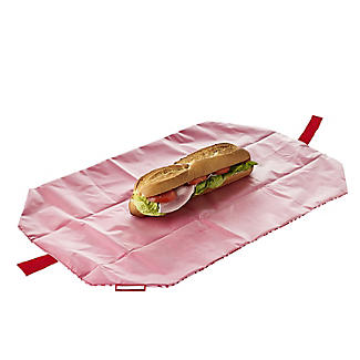 Roll'eat Boc'n'Roll Reusable Food and Sandwich Wrap alt image 6