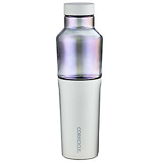 Corkcicle Hybrid Glass and Stainless Steel Water Bottle 600ml