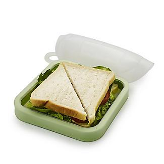 Lékué Reusable Silicone Sandwich Case