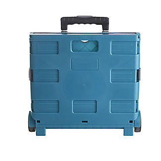 The Funky Trundle Wheeled Trolley with Lid alt image 2