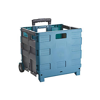The Funky Trundle Wheeled Trolley with Lid alt image 4