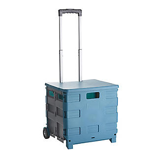 The Funky Trundle Wheeled Trolley with Lid alt image 5