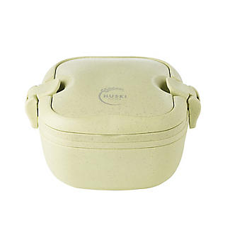 Huski Home Rice Husk Lunch Box – Pistachio Green