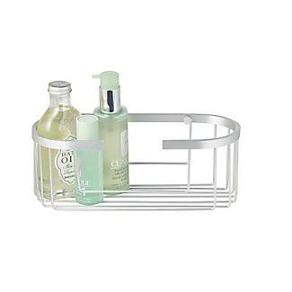 Tatay Ice Collection Aluminium Deep Oval Shower Caddy