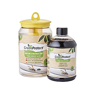 Green Protect Bee-Safe Wasp & Flying Insect Trap