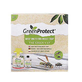 Green Protect Bee-Safe Wasp & Flying Insect Trap alt image 2