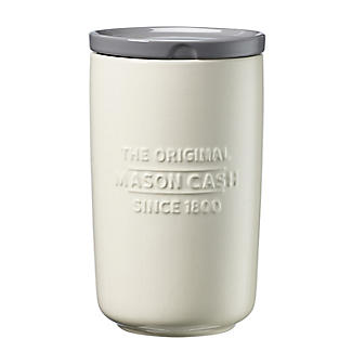 Mason Cash Innovative Kitchen Stoneware Storage Jar – Large