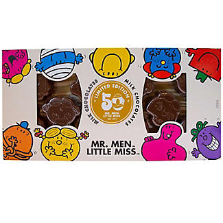 Mr. Men and Little Miss Chocolate Shapes 90g alt image 1