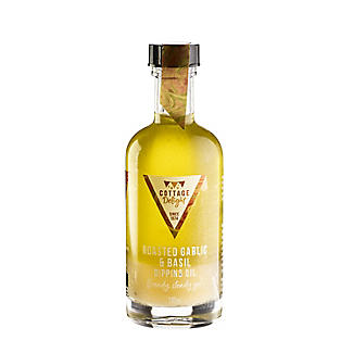 Cottage Delight Roasted Garlic and Basil Dipping Oil – 100ml