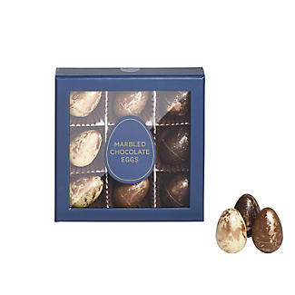 Marbled Chocolate Eggs 110g