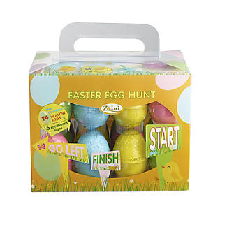 Zaini Easter Egg Hunt Game with Chocolate Eggs 480g