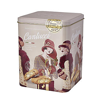 Gadeschi Art Deco Cantucci Italian Biscuits and Tin 500g alt image 2