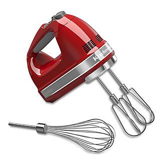 KitchenAid 7-Speed Hand Mixer Empire Red 5KHM7210BER alt image 2