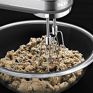 KitchenAid 7-Speed Hand Mixer Contour Silver 5KHM7210BCU alt image 4