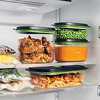 2 FoodSaver Containers 700ml and 1.2 Litre alt image 2