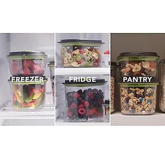 2 FoodSaver Containers 700ml and 1.2 Litre alt image 8