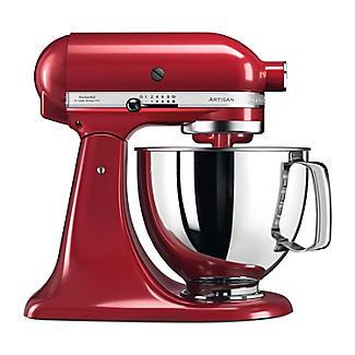 KitchenAid Artisan 125 Stand Mixer Candy Apple Red – 5KSM150PSBCA