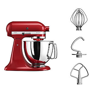 KitchenAid Artisan 125 Stand Mixer Candy Apple Red – 5KSM150PSBCA alt image 3