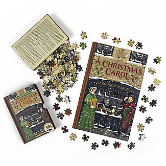 A Christmas Carol Jigsaw Puzzle – Double-Sided 250 Pieces