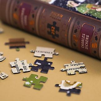 A Christmas Carol Jigsaw Puzzle – Double-Sided 250 Pieces alt image 2