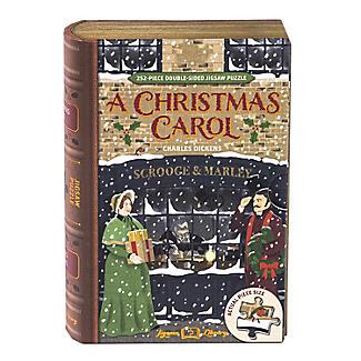 A Christmas Carol Jigsaw Puzzle – Double-Sided 250 Pieces alt image 3
